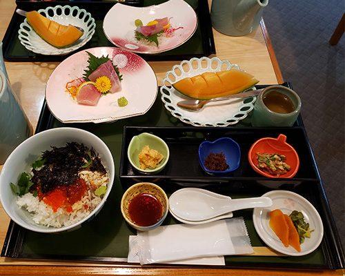松島 鯛茶漬けイメージ